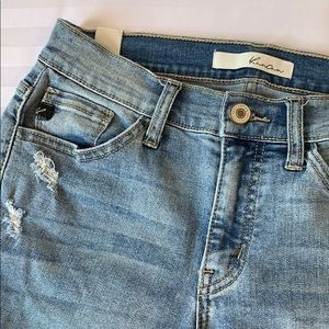 Kancan Los Angeles Distressed Jeans size 26